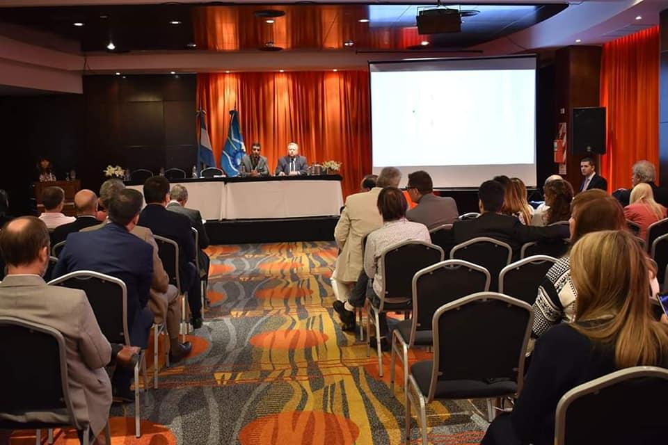 El ISSPSE participó del LXXIII° Plenario de la Coordinadora de Cajas Profesionales