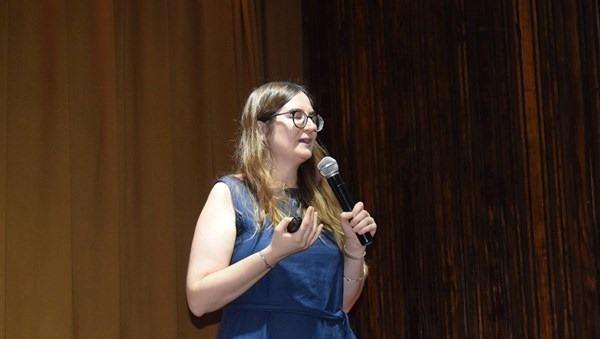"""Inés Berniell disertó sobre """"Economía de Género"""""""