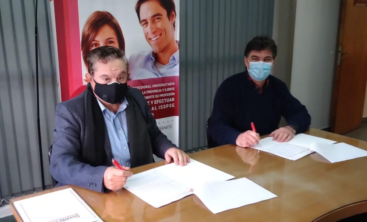 Osvaldo Ruiz Bienes Raíces Divelopper se suma a las firmas amigas del ISSPSE